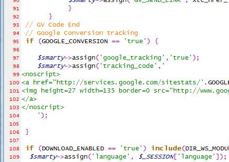 xtc_alter_google_code