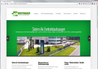 Vistrago – Zentrale Staubsaugeranlagen