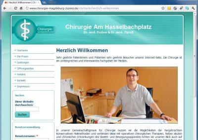Chirurgische Gemeinschaftsprais am Hasselbachplatz