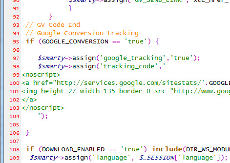 xtc_alter_google_code