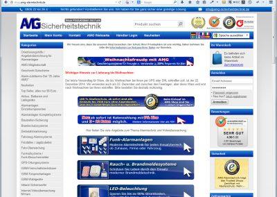 Alarmanlage und Sicherheitstechnik