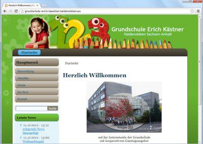 Grundschule Erich Kästner in Haldensleben