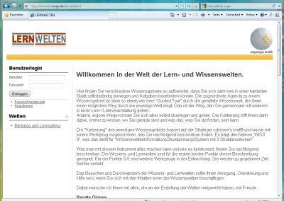 Lernwelten Lehrstuhl Didaktik der UNI-Magdeburg