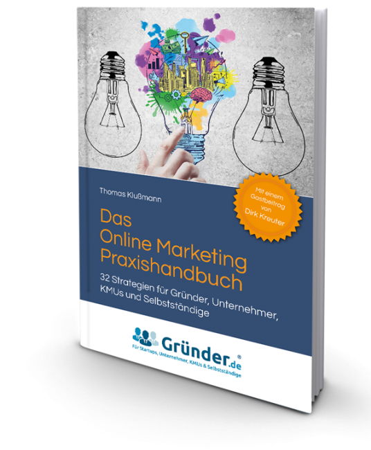 Broschiert Online Marketing Prxishandbuch